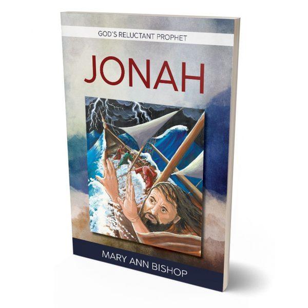 Cover for Jonah - God's Reluctant Prophet