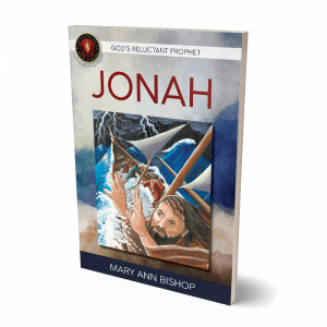Book cover for Jonah - God's Reluctant Prophet